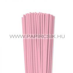 Rosa, 5mm Quilling Papierstreifen (100 Stück, 49 cm)