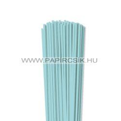 Mittelblau, 4mm Quilling Papierstreifen (110 Stück, 49 cm)