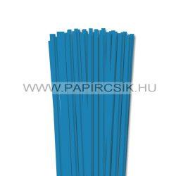Blau, 6mm Quilling Papierstreifen (90 Stück, 49 cm)
