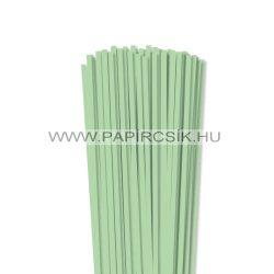 Mittelgrün, 5mm Quilling Papierstreifen (100 Stück, 49 cm)