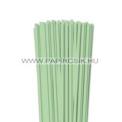 Mittelgrün, 6mm Quilling Papierstreifen (90 Stück, 49 cm)