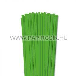 Grasgrün, 6mm Quilling Papierstreifen (90 Stück, 49 cm)