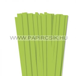 Mai-Grün, 10mm Quilling Papierstreifen (50 Stück, 49 cm)