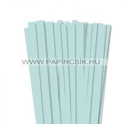 Hellblau, 10mm Quilling Papierstreifen (50 Stück, 49 cm)