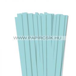 Mittelblau, 10mm Quilling Papierstreifen (50 Stück, 49 cm)