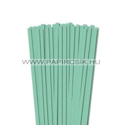 Minzgrün, 10mm Quilling Papierstreifen (50 Stück, 49 cm)