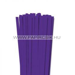 Ibolya, 10mm-es quilling papírcsík (50db, 49cm)