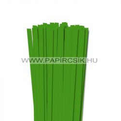 Grün, 10mm Quilling Papierstreifen (50 Stück, 49 cm)