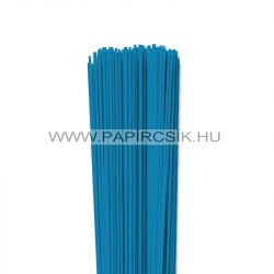 Blau, 2mm Quilling Papierstreifen (120 Stück, 49 cm)