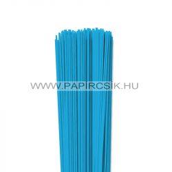 Pazifik-Blau, 2mm Quilling Papierstreifen (120 Stück, 49 cm)