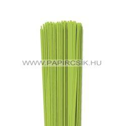 Mai-Grün, 2mm Quilling Papierstreifen (120 Stück, 49 cm)