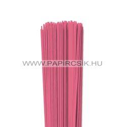 Mittel Rosa, 2mm Quilling Papierstreifen (120 Stück, 49 cm)