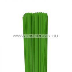 Grün, 2mm Quilling Papierstreifen (120 Stück, 49 cm)