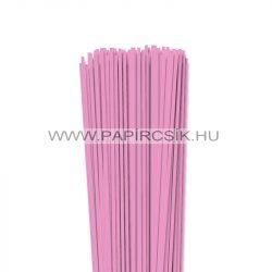 Baby Pink, 3mm Quilling Papierstreifen (120 Stück, 49 cm)