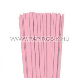 Rosa, 7mm Quilling Papierstreifen (80 Stück, 49 cm)