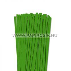 Grün, 7mm Quilling Papierstreifen (80 Stück, 49 cm)
