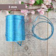 Satinband (Hellblau, 3mm, 1 meter)