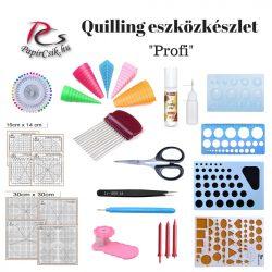 Quilling Toolkit, Set (VI. - Pro)
