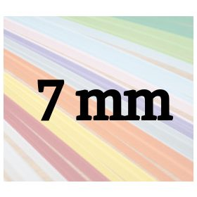 7mm Quilling Papierstreifen